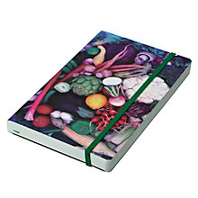 Buy Eames House Of Cards A5 Vegetables Notebook Online at johnlewis.com