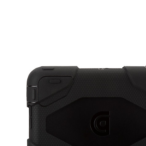 Buy Griffin Survivor Case for iPad mini 1, 2 & 3, Black Online at johnlewis.com