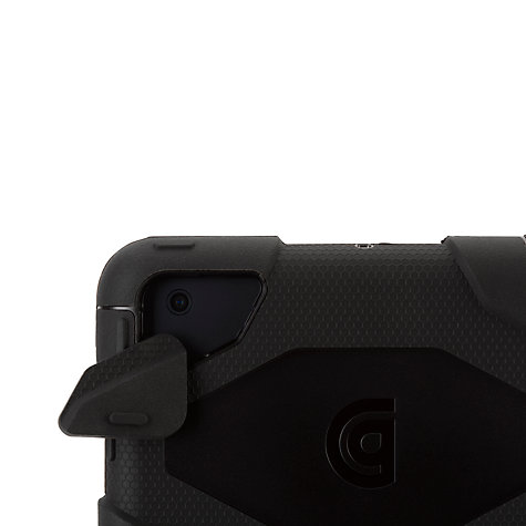 Buy Griffin Survivor Case for iPad mini & iPad mini with Retina display, Black Online at johnlewis.com