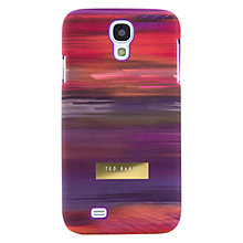 Buy Ted Baker Printed Galaxy S4 Case, Hazen Online at johnlewis.com