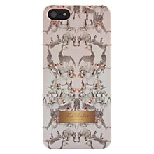 Buy Ted Baker Printed iPhone 5 & 5s Case, Safari Online at johnlewis.com