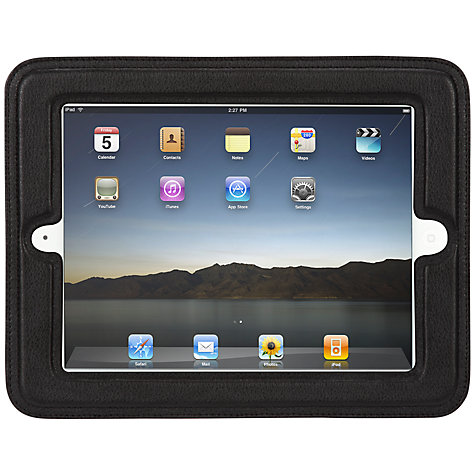 Buy Griffin CinemaSeat 2 for 2nd, 3rd & 4th Generation iPad, Black Online at johnlewis.com