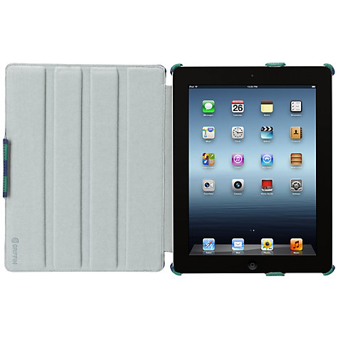 Buy Griffin Cabana Journal Folio Case for 2nd, 3rd & 4th Generation iPad Online at johnlewis.com