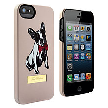 Buy Ted Baker Printed iPhone 5 & 5s Case, Dog Online at johnlewis.com