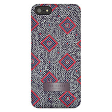 Buy Ted Baker Slimtim Diamond Print Case for iPhone 5 & 5s Online at johnlewis.com