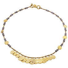 Buy Azuni Multi Disc and Bead Necklace Online at johnlewis.com