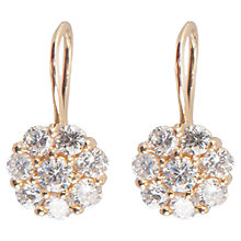 Buy Joma Gold Plated Crystal Drop Earrings Online at johnlewis.com