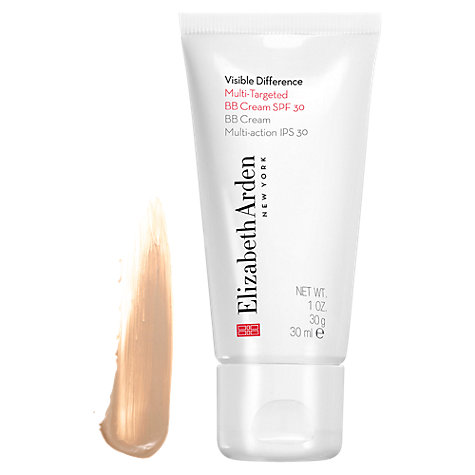 Buy Elizabeth Arden Visible Difference Multi-Targeted BB Cream SPF 30 Online at johnlewis.com