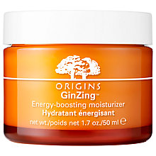 Buy Origins Ginzing Moisturizer, 50ml Online at johnlewis.com