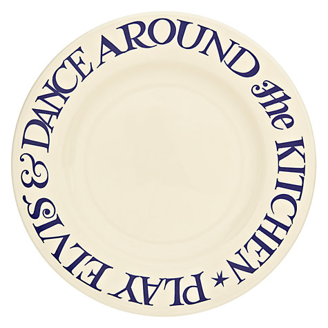 Buy Emma Bridgewater Blue Sky Plates Online at johnlewis.com