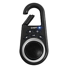 Buy ION Clipster Bluetooth Portable Speaker Online at johnlewis.com