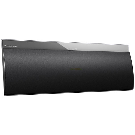 Buy Panasonic SC-NE3 Wireless Speaker System with Wi-Fi, Bluetooth and Apple Airplay Online at johnlewis.com