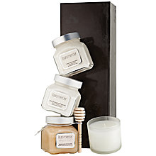 Buy Laura Mercier Body & Bath Luxe Limited Edition Quartet, Amond Coconut Milk Online at johnlewis.com