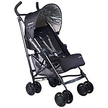 Buy Uppababy G-Luxe 2013 Stroller, Jake Black Online at johnlewis.com