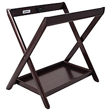 Buy Uppababy Vista Carrycot Stand, Espresso Online at johnlewis.com