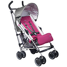 Buy Uppababy G-Luxe 2013 Stroller, Makena Pink Online at johnlewis.com