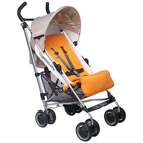 Buy Uppababy G-Luxe 2013 Stroller, Ani Orange Online at johnlewis.com