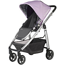 Buy Uppababy Cruz Pushchair, Maeve Lilac Online at johnlewis.com