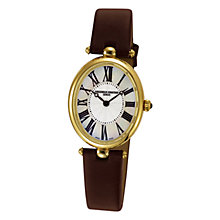 Buy Frédérique Constant Women's Classic Art Deco Oval Watch Online at johnlewis.com