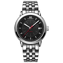 Buy 88 Rue Du Rhone 87WA130032 Men's Stainless Steel Bracelet Watch Online at johnlewis.com
