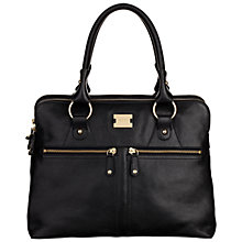 Buy Modalu Pippa Medium Leather Grab Bag Online at johnlewis.com