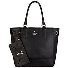 Buy Modalu Dickens Leather Tote Bag Online at johnlewis.com