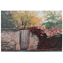 Buy Pacific Lifestyle - Autumn Scene Outdoor Canvas, 60 x 90cm Online at johnlewis.com