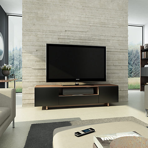 "Buy BDI Nora 8239 Slim TV Stand for up to 82"" TVs Online at johnlewis.com"