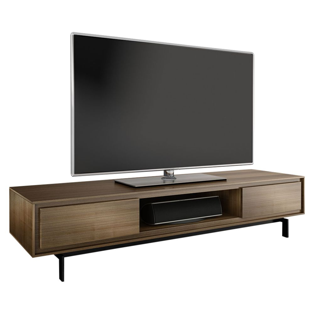 BDI BDI Signal 8323 Low TV Stand for TVs up to 85