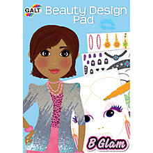 Buy Galt B Glam Beauty Design Pad Online at johnlewis.com