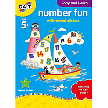 Buy Galt Number Fun Book Online at johnlewis.com