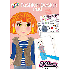 Buy Galt B Glam Fashion Design Pad Online at johnlewis.com