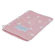 Buy Cath Kidston Large Spot Face Mitt Online at johnlewis.com