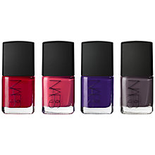 Buy NARS Beautiful Stranger Nail Polish Gift Set Online at johnlewis.com