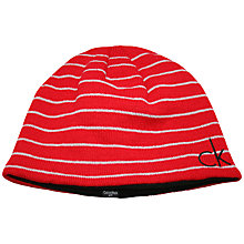 Buy Calvin Klein Golf Reversible Beanie Online at johnlewis.com