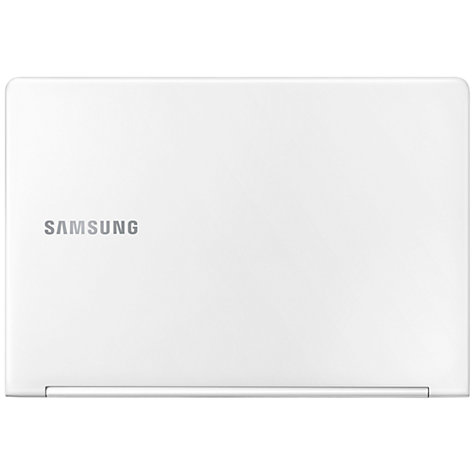 "Buy Samsung ATIV Book 9 Lite Laptop, Quad-core Processor, 4GB RAM, 128GB SSD, 13.3"", White Online at johnlewis.com"