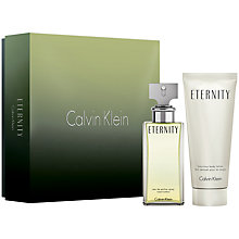 Buy Calvin Klein Eternity Eau de Parfum Fragrance Set, 50ml Online at johnlewis.com