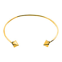 Buy Dinny Hall Almaz Torc Bangle Online at johnlewis.com