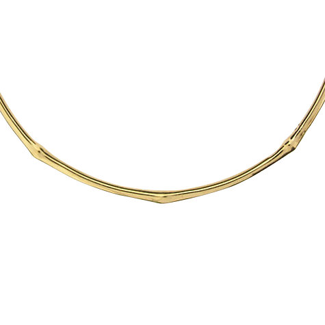 Buy Dinny Hall Bamboo Solid Bangle Online at johnlewis.com