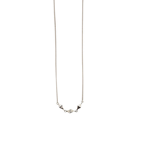 Buy Dinny Hall Almaz Triple Diamond Necklace Online at johnlewis.com