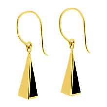 Buy Dinny Hall Paragon Pyramid Drop Earrings Online at johnlewis.com