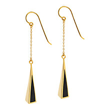 Buy Dinny Hall Pyramid Drop Earrings Online at johnlewis.com