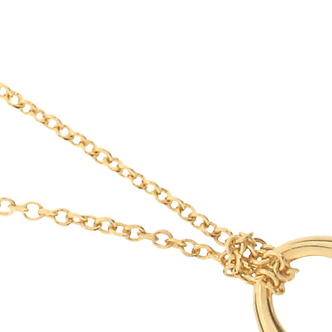 Buy Dinny Hall Small Toro Loop Pendant Online at johnlewis.com