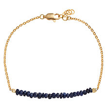 Buy Ottoman Hands Beaded Chain Bracelet Online at johnlewis.com