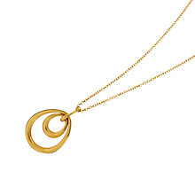 Buy Dinny Hall Small Toro Double Loop Pendant Online at johnlewis.com