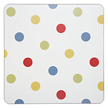 Buy John Lewis Bright Spot Placemats, Set of 6 Online at johnlewis.com