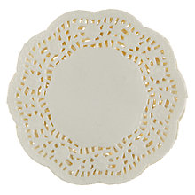 Buy John Lewis Vintage Doilies, Pack of 48 Online at johnlewis.com