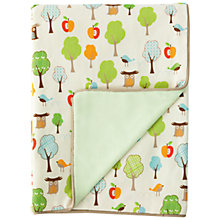 Buy Skip Hop Treetop Friends Pram Blanket Online at johnlewis.com