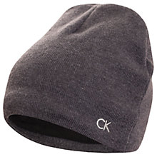 Buy Calvin Klein Golf Essential Beanie, One Size Online at johnlewis.com