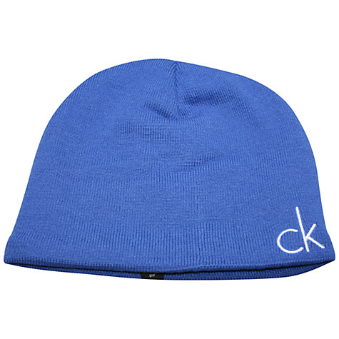 Buy Calvin Klein Golf Essential Beanie Online at johnlewis.com